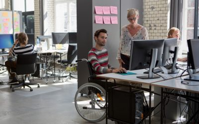 Employeur et l'emploi de personnes handicapées