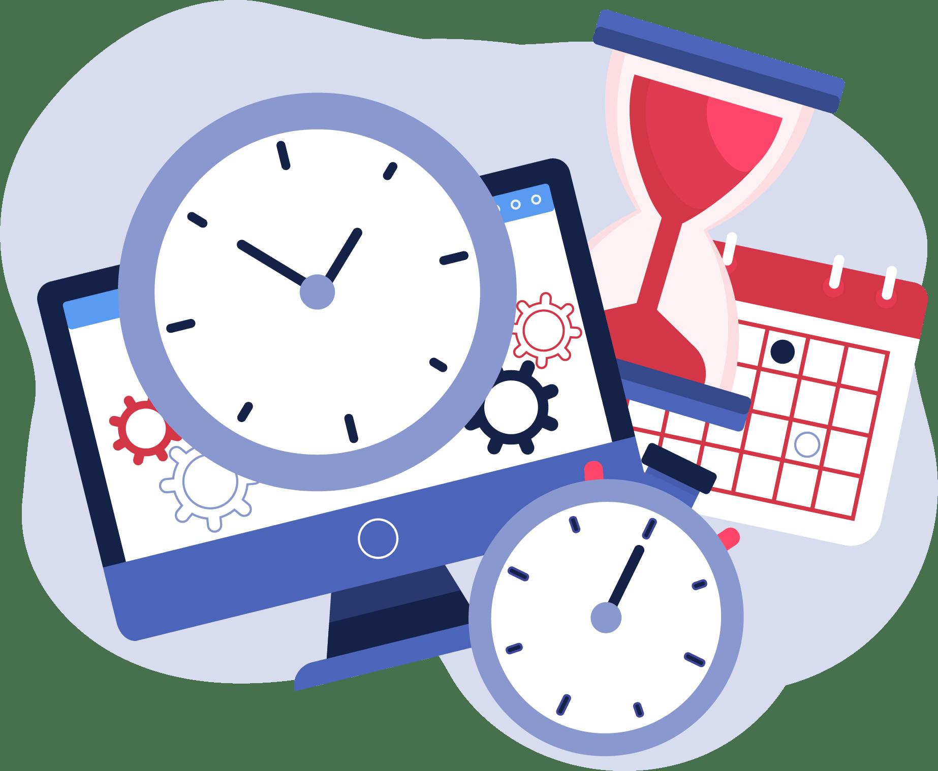 module temps et activités