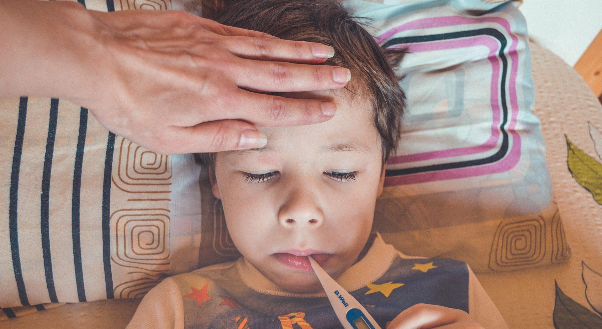 absences enfant malade