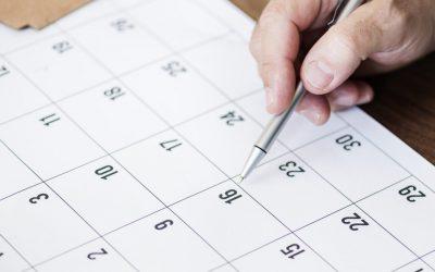 Comment reporter ses échéances sociales du mois de juin ?